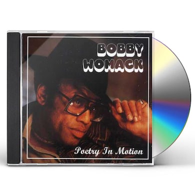 Bobby Womack POETRY IN MOTION CD