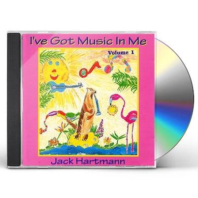 I've Got Music in Me CD