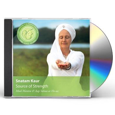 Snatam Kaur SOURCE OF STRENGTH: MEDITATIONS FOR TRANSFORMATION CD
