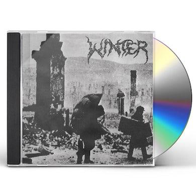 Winter INTO DARKNESS CD