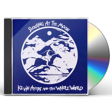 Kevin Ayers SHOOTING AT THE MOON CD