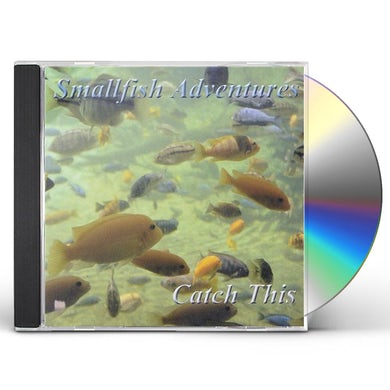 Smallfish CATCH THIS CD
