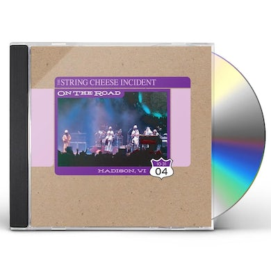String Cheese Incident OCTOBER 31 2004 MADISON WI: ON THE ROAD CD