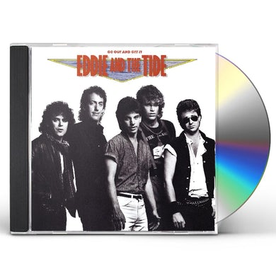 Eddie & The Tide GO OUT & GET IT CD