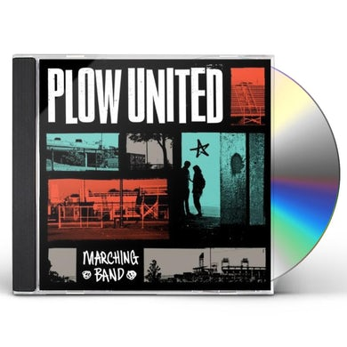 Plow United MARCHING BAND CD