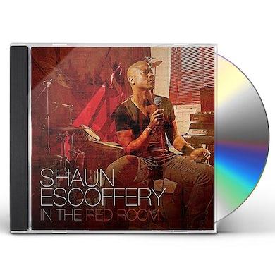Shaun Escoffery IN THE RED ROOM CD