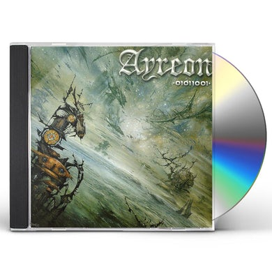 Ayreon 01011001 PRESS RELEASE CD
