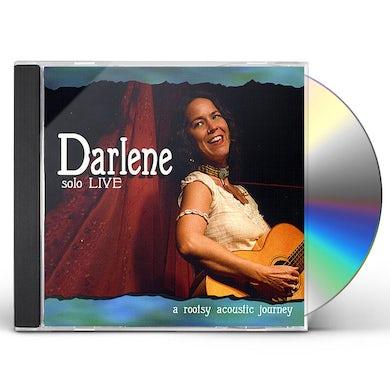 Darlene SOLO LIVE CD