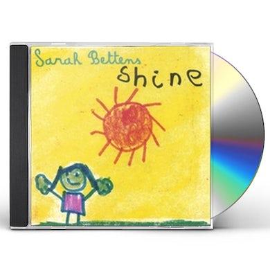 Sarah Bettens SHINE CD