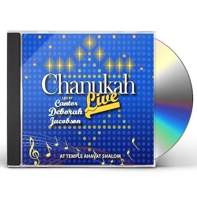 Deborah Jacobson CHANUKAH LIVE CD