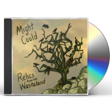 Might Could RELICS FROM THE WASTELAND CD