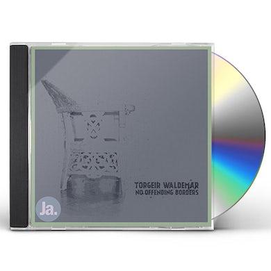 Torgeir Waldemar NO OFFENDING BORDERS CD