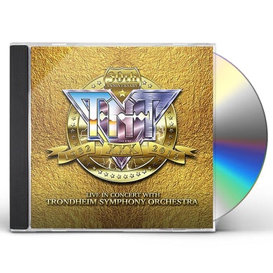 Tnt 30TH ANNIVERSARY 1982-2012 LIVE IN CONCERT CD