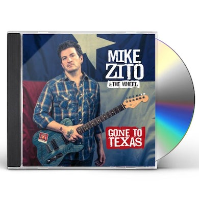 Mike Zito GONE TO TEXAS CD