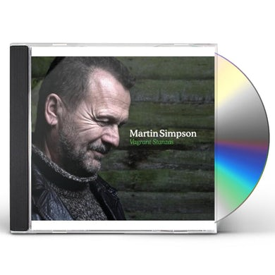Martin Simpson VAGRANT STANZAS CD