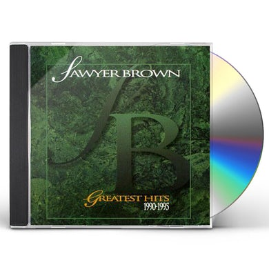 Sawyer Brown GREATEST HITS 1990-1995 CD