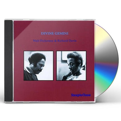 Walt Dickerson DIVINE GEMINI CD