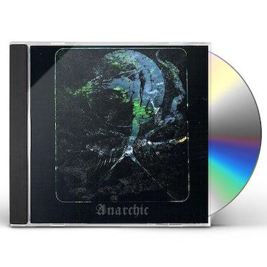 Skagos ANARCHIC CD