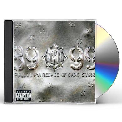 Gang Starr FULL CLIP: DECADE OF CD