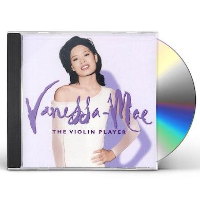 Vanessa-Mae VIOLIN PLAYER CD