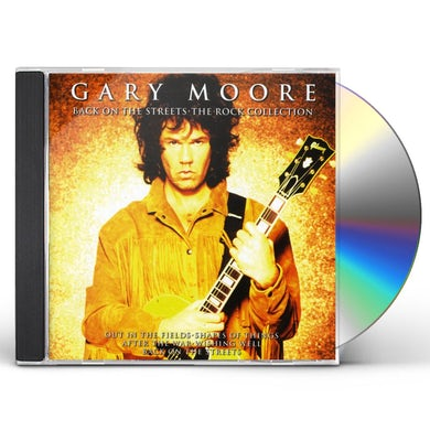 Gary Moore ROCK COLLECTION CD