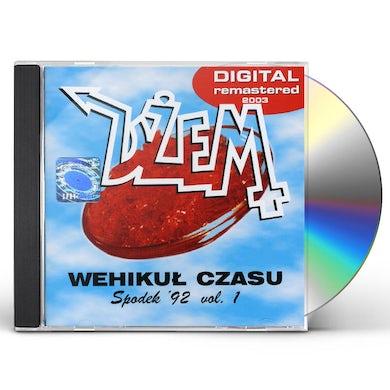 Dzem WEHIKUL CZASU VOL 1 CD
