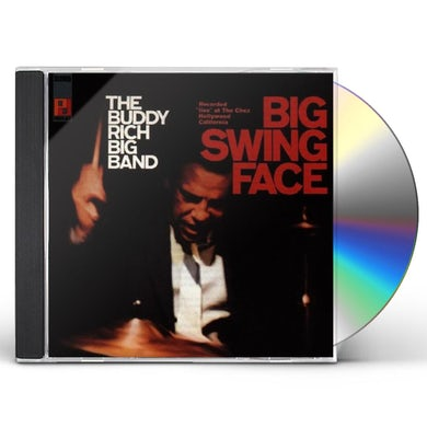 Buddy Rich BIG SWING FACE CD