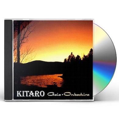 Kitaro GAIA CD