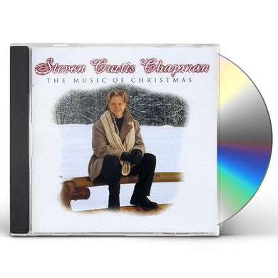 Steven Curtis Chapman MUSIC OF CHRISTMAS CD