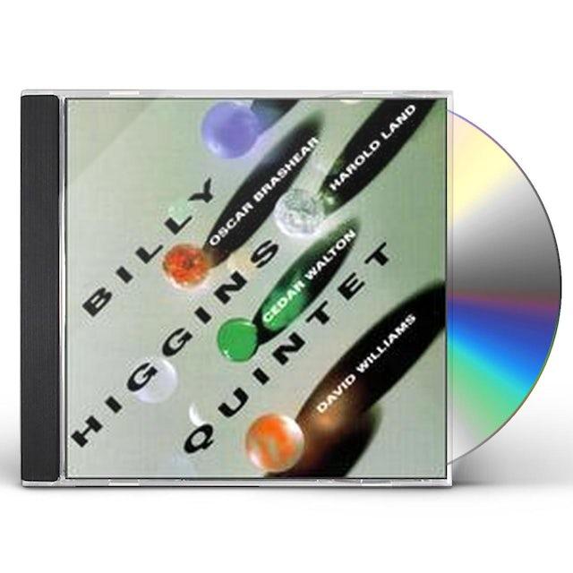 Billy Higgins QUINTET CD