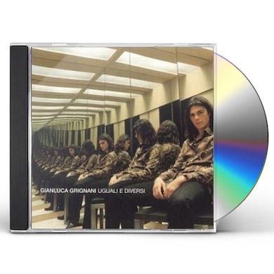 Gianluca Grignani UGUALI E DIVERSI CD
