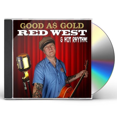 Red West GOOD AS GOLD CD
