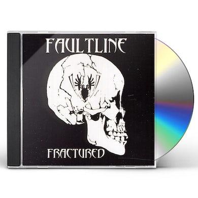 Faultline FRACTURED CD