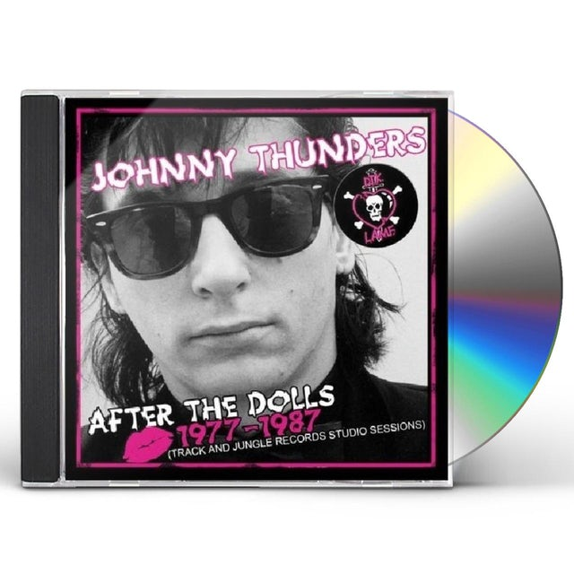 Johnny Thunders AFTER THE DOLLS: 1977-1987 CD