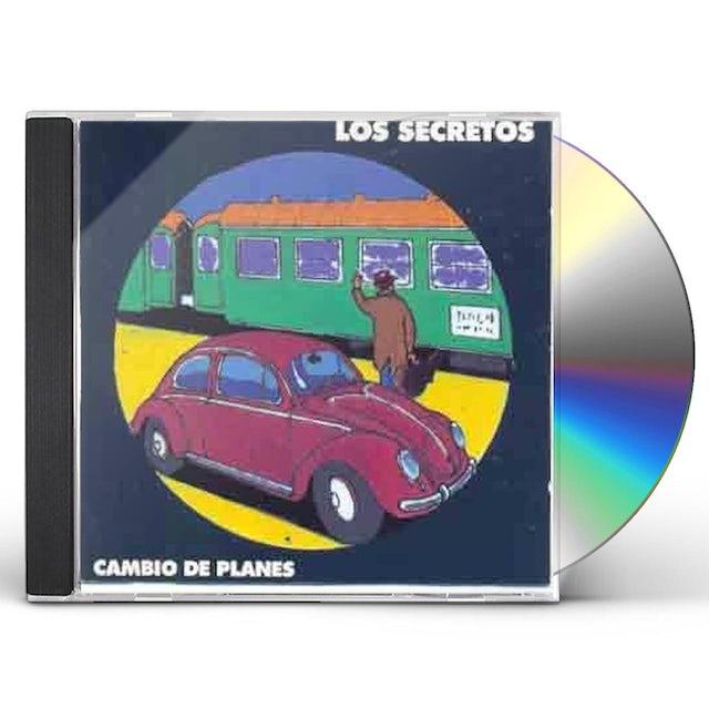 SECRETOS CAMBIO DE PLANES CD