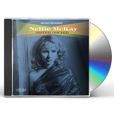 Nellie Mckay SISTER ORCHID CD