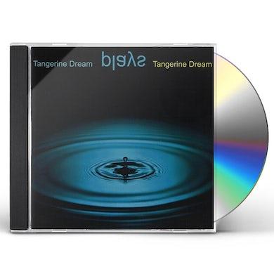 TANGERINE DREAM PLAYS TANGERINE DREAM CD