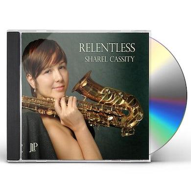 Sharel Cassity RELENTLESS CD