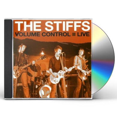 Stiffs VOLUME CONTROL: LIVE CD