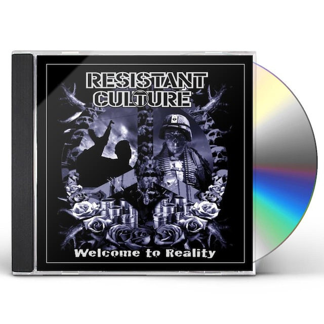 Resistant Culture WELCOME TO REALITY CD