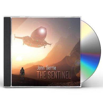 Jonn Serrie SENTINEL CD