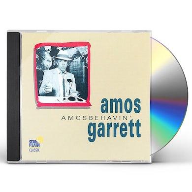 Amos Garrett AMOSBEHAVIN CD