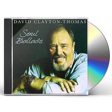 David Clayton-Thomas SOUL BALLADS CD