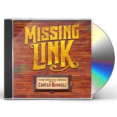 Carter Burwell Missing Link (OSC) CD
