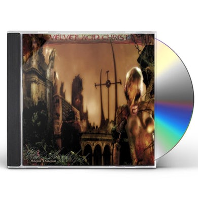 VELVET ACID CHRIST HEX ANGEL: UTOPIA-DYSTOPIA CD