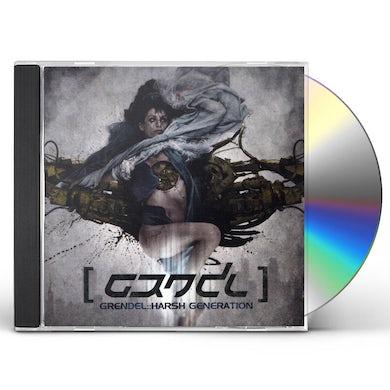 Grendel HARSH GENERATION CD