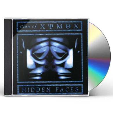 Clan Of Xymox HIDDEN FACES CD