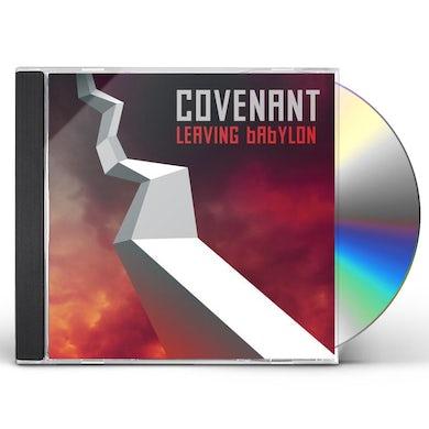 Covenant LEAVING BABYLON CD
