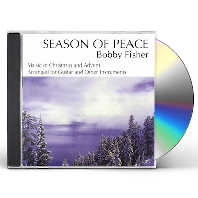 Bobby Fisher SEASON OF PEACE CD