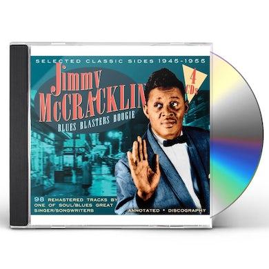 Jimmy Mccracklin BLUES BLASTERS BOOGIE-1946-1955 CD